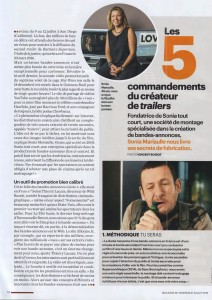 PARISIEN MAGAZINE - AUGUST 2015 - Page 1_3